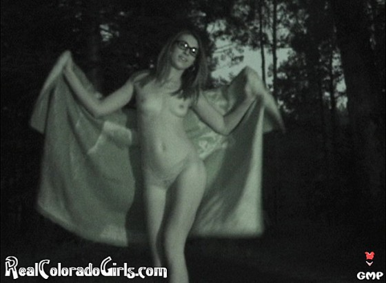 Thena Sky Naked Again